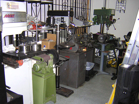small machine shop